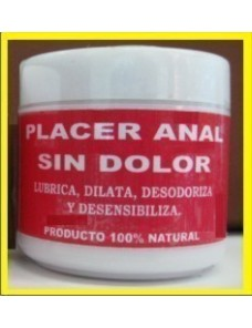 PLACER ANAL PROTECCION...